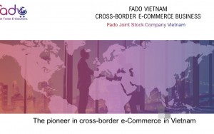 The pioneer in cross-border e-Commerce in Vietnam