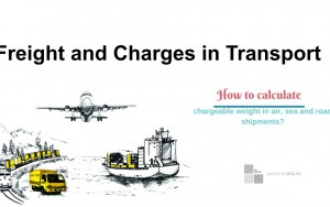 Freight and Charges in Transport