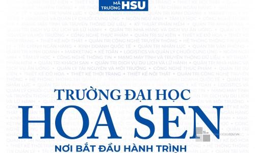 Thông tin tuyển sinh CAO HỌC và ĐẠI HỌC năm 2020 ngành Kinh doanh quốc tế đại học Hoa Sen